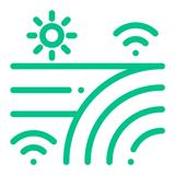 Sensor eco-system icon